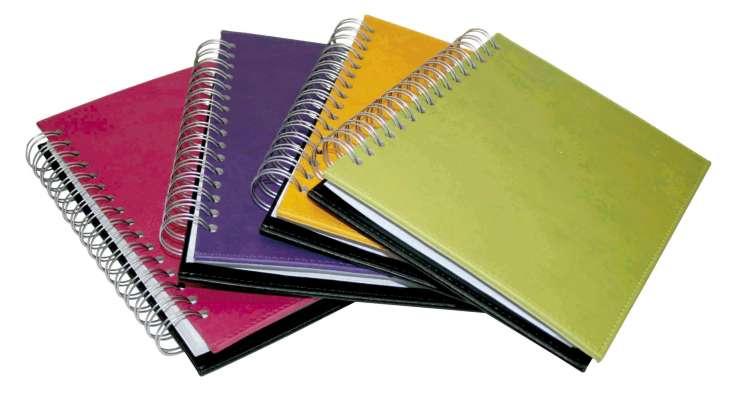 Cuadernos tapa dura